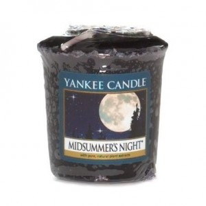 Sampler MIDSUMMER'S NIGHT Yankee Candle