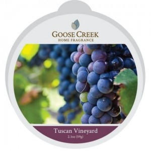 Wosk zapachowy TUSCAN VINEYARD Goose Creek Candle