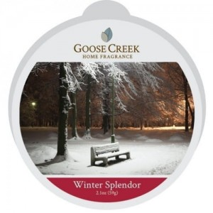 Wosk zapachowy WINTER SPLENDOR Goose Creek Candle