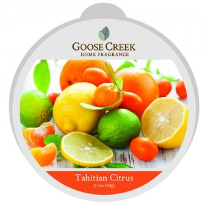 Goose Creek Candle Wosk zapachowy TAHITIAN CITRUS