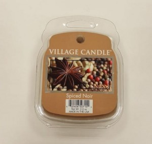 Wosk zapachowy Village Candle SPICED NOIR