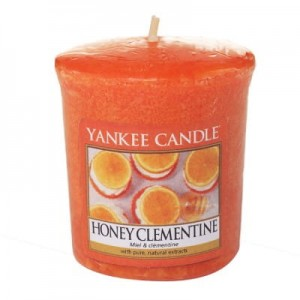 Yankee Candle Sampler HONEY CLEMENTINE