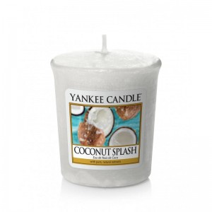Yankee Candle Sampler COCONUT SPLASH