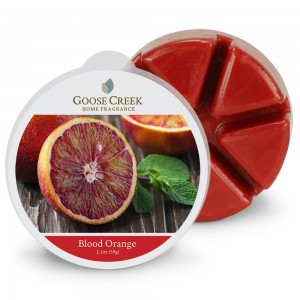 Wosk zapachowy BLOOD ORANGE Goose Creek Candle