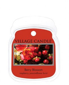 Village Candle Wosk zapachowy BERRY BLOSSOM