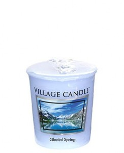 Village Candle Sampler GLACIAL SPRING