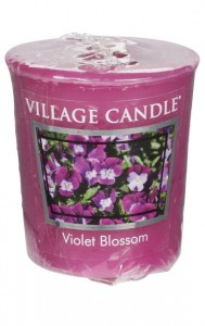 Village Candle Sampler VIOLET BLOSSOM