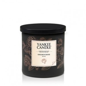 Tumbler zapachowy mały GOLDEN ROSE Yankee Candle