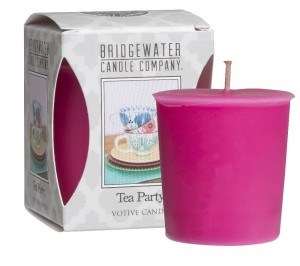 Bridgewater Candle Sampler TEA PARTY