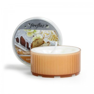 Fireflies SWEET BANANA BREAD Goose Creek Candle