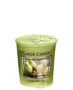 Village Candle Sampler GINGER PEAR FIZZ