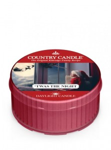 Daylight 'TWAS THE NIGHT Country Candle
