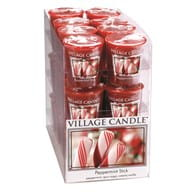 Village Candle Sampler PEPPERMINT STICK