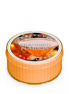 Daylight BRANDIED PUMPKIN Kringle Candle