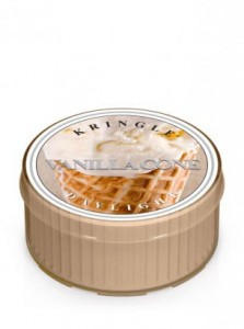 Kringle Candle Daylight VANILLA CONE