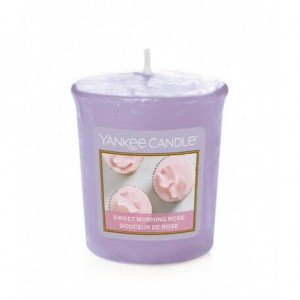 Yankee Candle Sampler MORNING ROSE