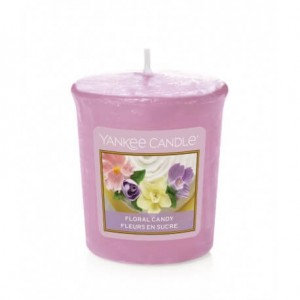 Yankee Candle Sampler FLORAL CANDY