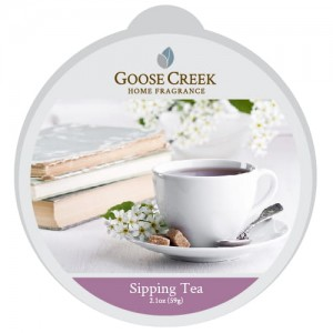 Wosk zapachowy SIPPING TEA Goose Creek Candle