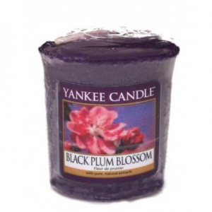 Yankee Candle Sampler BLACK PLUM BLOSSOM