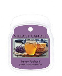 Village Candle Wosk zapachowy HONEY PATCHOULI