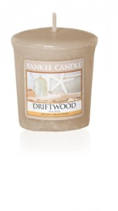 Sampler DRIFTWOOD Yankee Candle