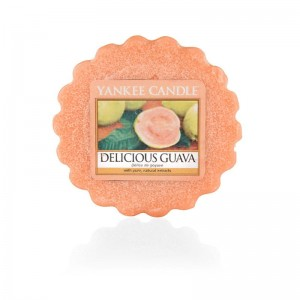 Wosk zapachowy DELICIOUS GUAVA Yankee Candle