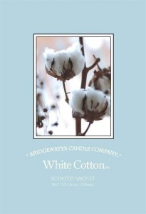 Bridgewater Candle Saszetka zapachowa WHITE COTTON