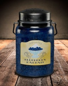 McCall's Candles Świeca duża BLUEBERRY PARFAIT