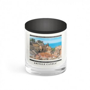 Kringle Candle tumbler TAORMINA