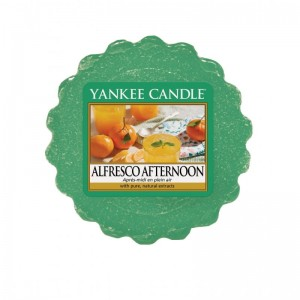 Yankee Candle Wosk zapachowy ALFRESCO AFTERNOON