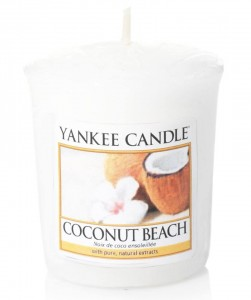 Yankee Candle Sampler COCONUT BEACH