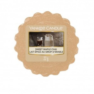 Yankee Candle Wosk zapachowy SWEET MAPLE CHAI