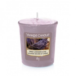 Yankee Candle Sampler DRIED LAVENDER & OAK