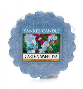 Wosk zapachowy GARDEN SWEET PEA Yankee Candle