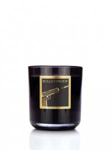 Kringle Candle BULLETPROOF Black Line