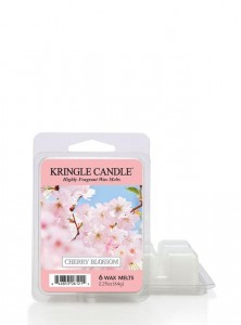 Kringle Candle Wosk CHERRY BLOSSOM