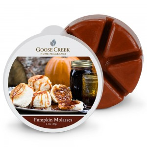 Wosk zapachowy PUMPKIN MOLASSES Goose Creek Candle