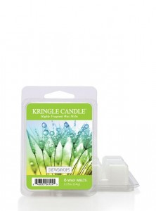 Kringle Candle Wosk DEWDROPS