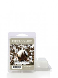 Kringle Candle Wosk EGYPTIAN COTTON