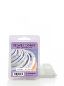 Kringle Candle Wosk VANILLA LAVENDER