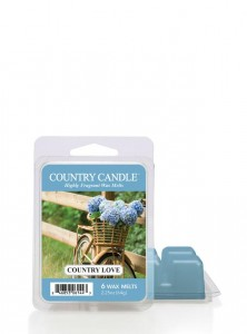Country Candle Wosk COUNTRY LOVE
