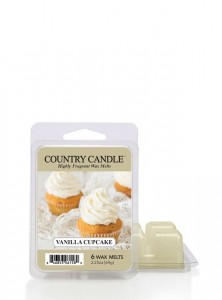 Country Candle Wosk VANILLA CUPCAKE