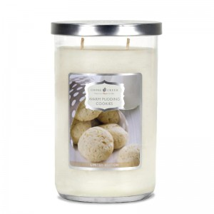 OUTLET Tumbler duży WARM PUDDING COOKIES Goose Creek Candle