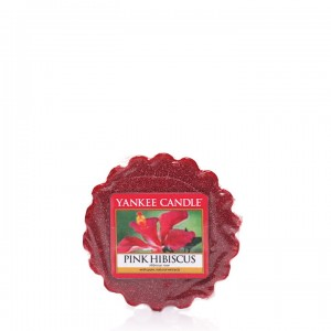 Yankee Candle Wosk zapachowy PINK HIBISCUS