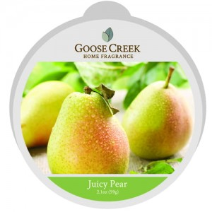 Wosk zapachowy JUICY PEAR Goose Creek Candle