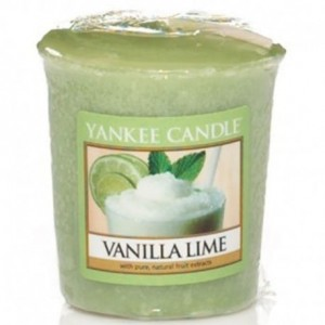 Yankee Candle Sampler VANILLA LIME