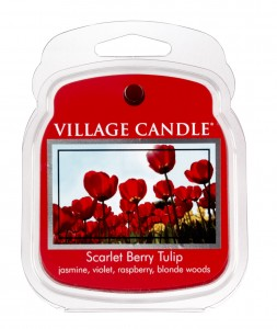Village Candle Wosk zapachowy SCARLET BERRY