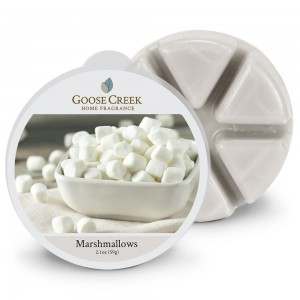 Goose Creek Candle Wosk zapachowy MARSHMALLOWS