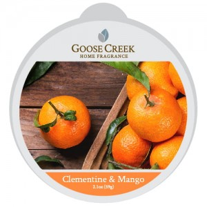 Wosk zapachowy CLEMENTINE & MANGO Goose Creek Candle