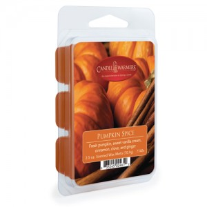 Candle Warmers Wosk zapachowy PUMPKIN SPICE